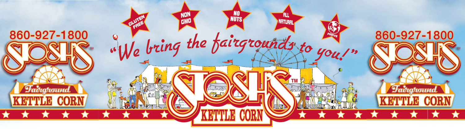 Stosh's Kettle Corn 860-927-1800